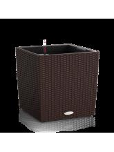 Pot Cube Cottage Moka