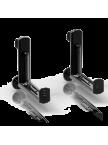 Supports balconnière Balconera Noir