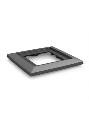 Support à roulettes gris anthracite pour Cubico