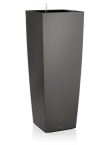 Pot Cubico Alto 40 Anthracite métallisé