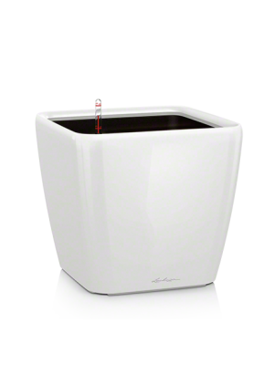 Pot QUADRO LS premium Blanc brillant kit complet