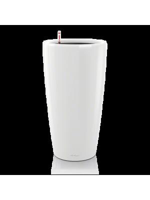 Pot Rondo Blanc brillant kit complet