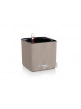 Pot Cube Color 14 Brun sable