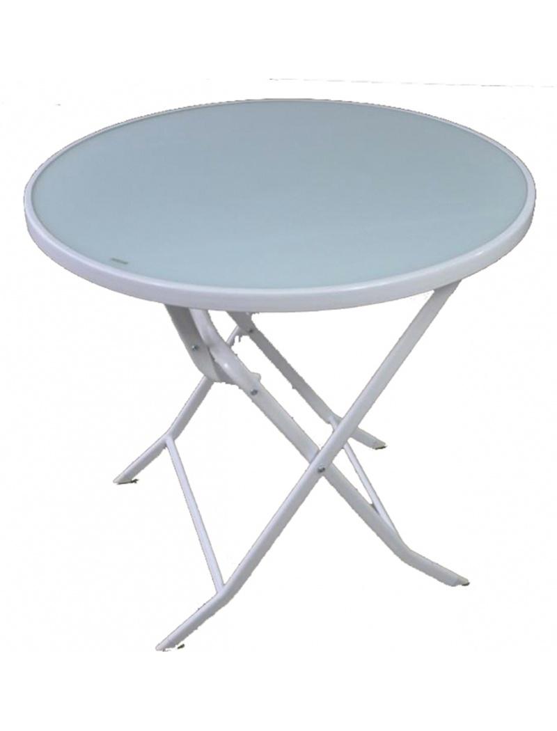 Mobilier de jardin ozalide table de jardin chantilly for Ozalide mobilier de jardin