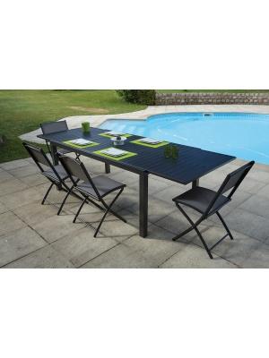 Table GUETARY + 6 chaises DIVINE