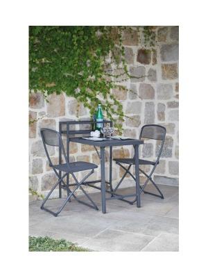 Table de balcon ROME pliante + 2 chaises