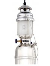 Lampe suspendue HK500 électrique nickel et chrome