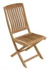 Chaise pliante Rias en teck FSC