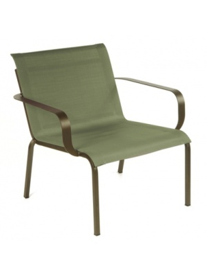 Fauteuil Lounge New Orléans - Taupe