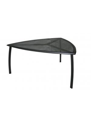 Table Malaga triangle Gris Royal