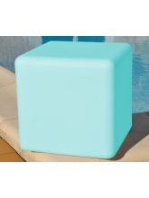 Cube lumineux 40 cm multicolore