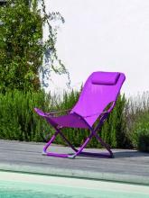 Relax EASY coloris Framboise