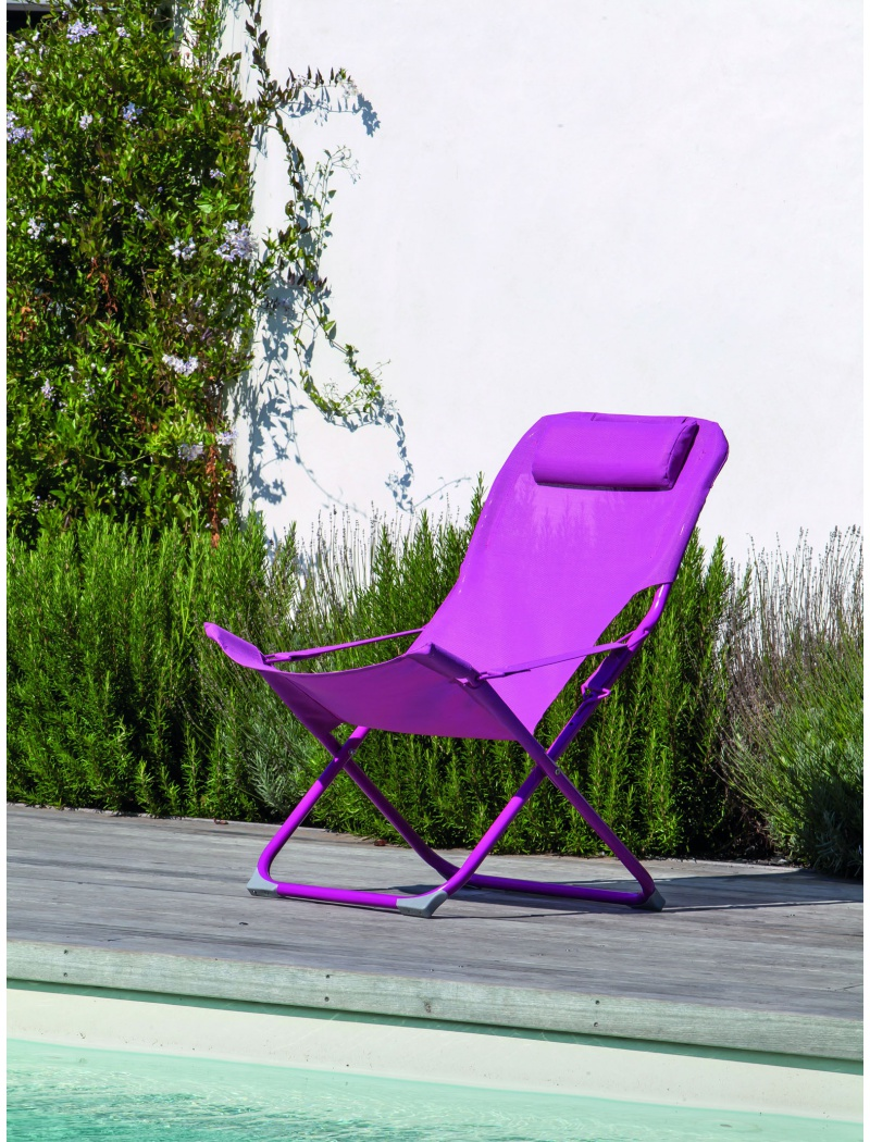 Proloisirs Relax EASY coloris Framboise