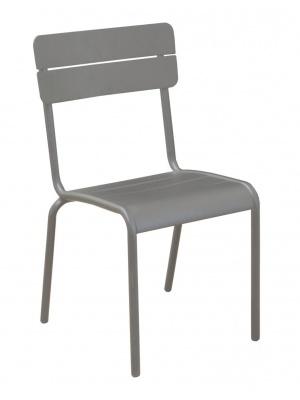 Chaise de jardin Ecole Taupe