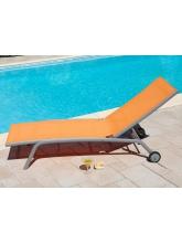 Bain de soleil Prima Taupe / Orange