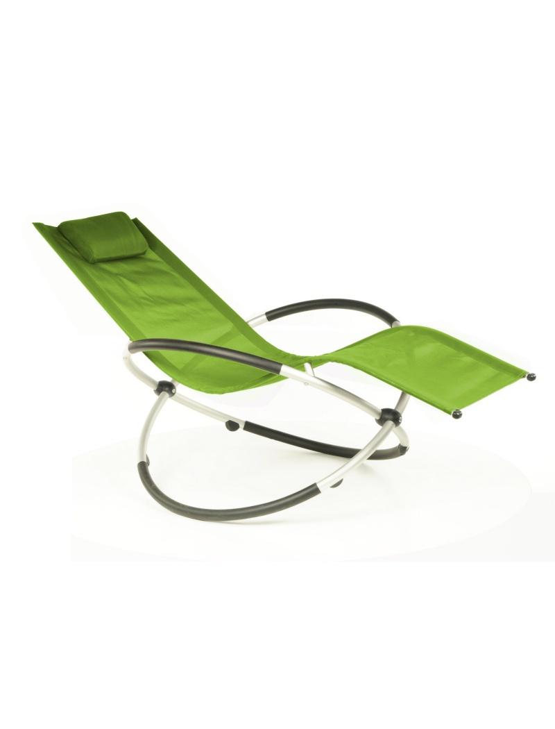 relax cercle vert mousse pliant proloisirs relax transats jardin concept. Black Bedroom Furniture Sets. Home Design Ideas