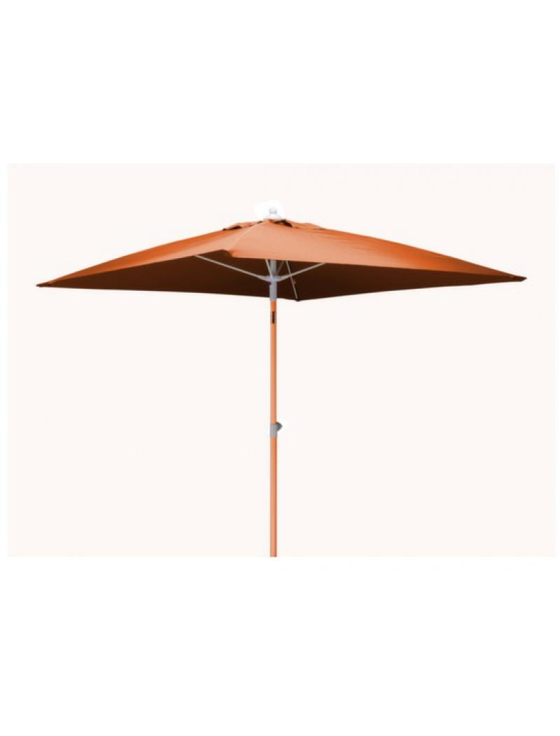 parasol carr achat vente de parasol pas cher. Black Bedroom Furniture Sets. Home Design Ideas