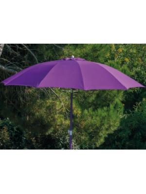 Parasol fibre de verre 270 Cassis