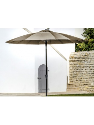 Parasol Pagode US 300 Taupe