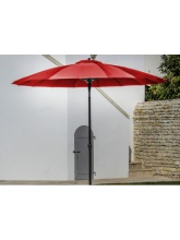 Parasol Pagode US 300 Rouge