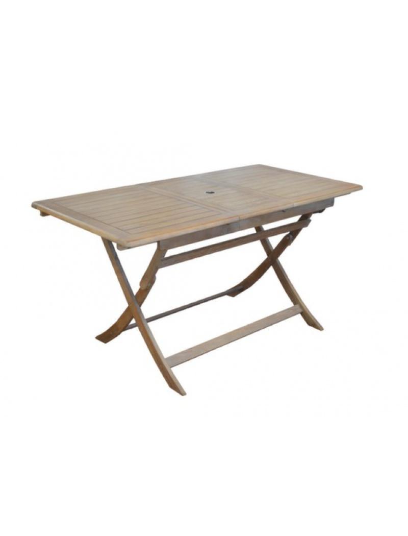 table pliante theria proloisirs tables de jardin en bois. Black Bedroom Furniture Sets. Home Design Ideas