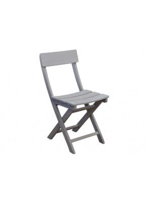 Chaise pliante Niagara en acacia