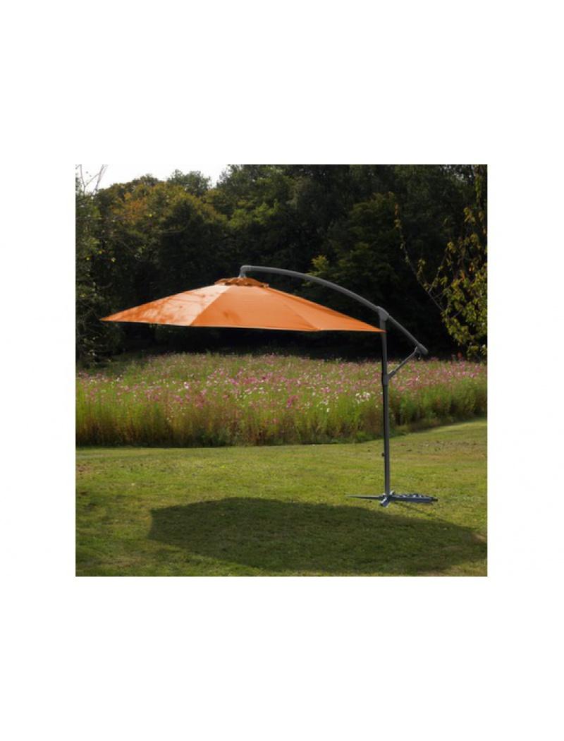 parasol d port co orange proloisirs parasol store jardin concept. Black Bedroom Furniture Sets. Home Design Ideas
