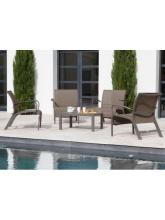 Salon de jardin Lounge Linea Café