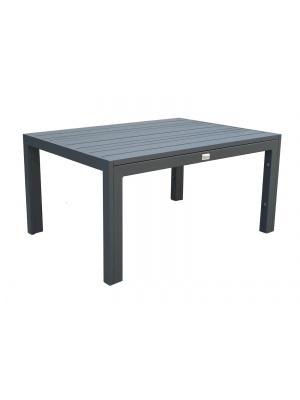 table basse MT grise aluminium