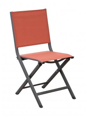 Chaise pliante Thema Café / Paprika