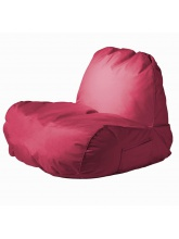 Chaise Pouf MALIBU rose