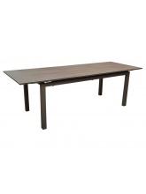Table Miami HPL 220 Café / Cédar