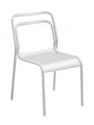 Chaise EOS Blanche
