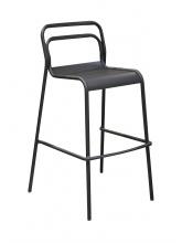 Chaise haute EOS Graphite
