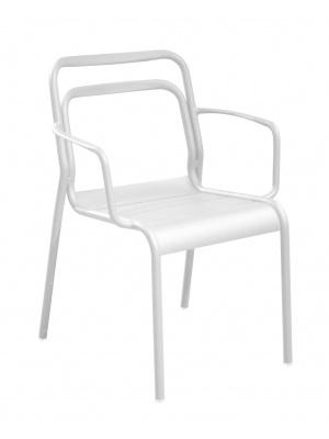 Fauteuil EOS Blanc