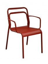 Fauteuil EOS Rouge