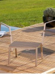 Table basse Sparta Champagne