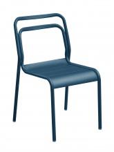 Chaise EOS Bleu Nuit