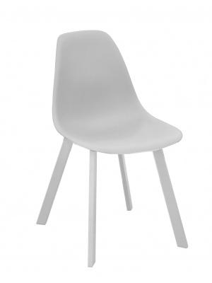 Chaise coque Jato blanche