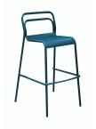 Chaise haute EOS Bleu nuit