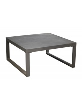 Table basse Manhattan carrée 82x82