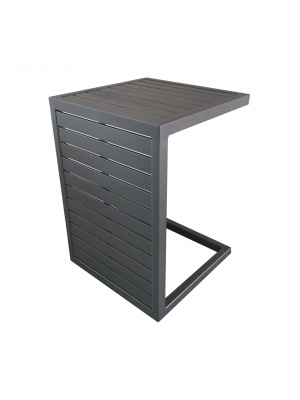 Table Lou Side grise
