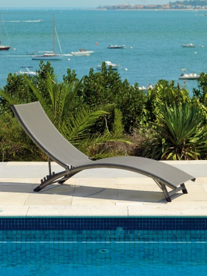 Relax Max pliant bronze/taupe