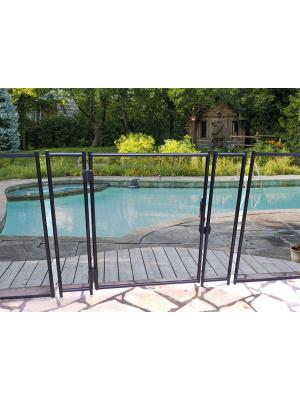 Portillon automatique Easy pour clôture souple démontable