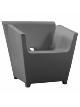 Fauteuil Raffy - Anthracite