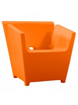 Fauteuil Raffy - Orange