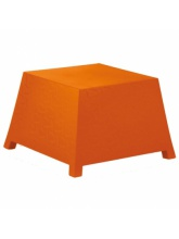 Pouf Raffy - Orange