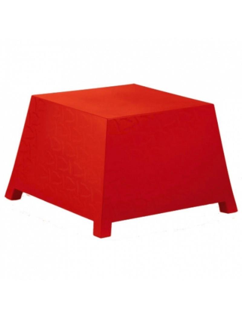 Pouf Raffy - Rouge