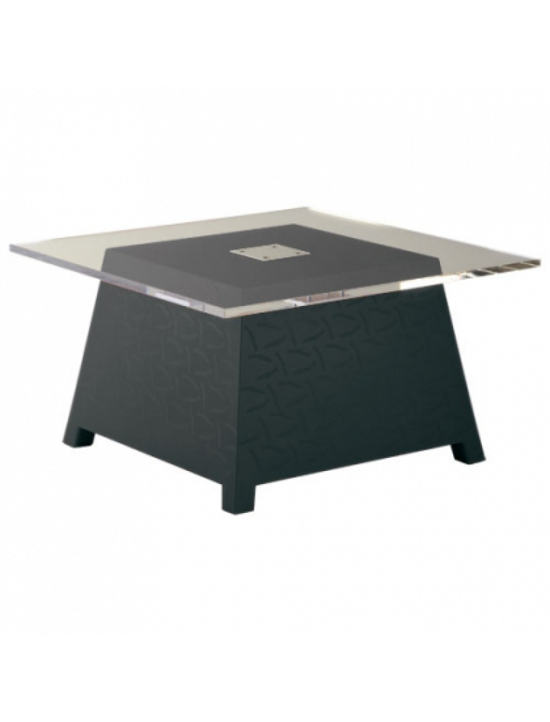 Anthracite table basse - Table basse gris anthracite ...