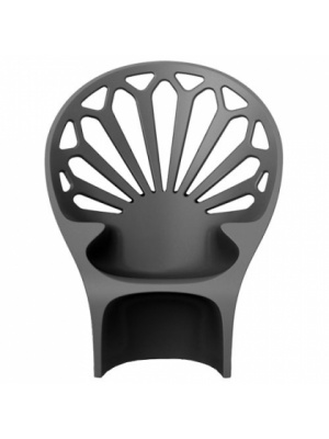 Fauteuil Altesse - Anthracite